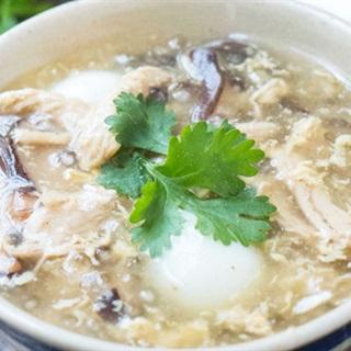 Cách làm súp gà luộc