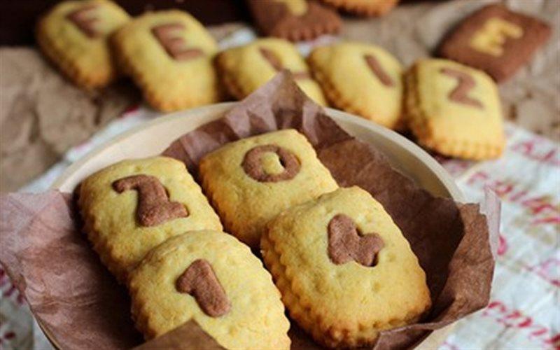 Cách Làm Bánh Quy Lồng Chữ Đơn Giản Cho Bé Ăn Vặt
