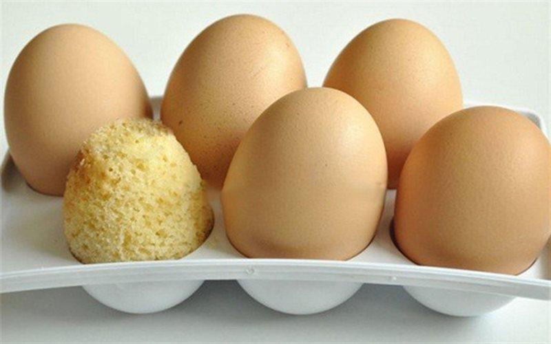 Cách Làm Bánh Bông Lan Hình Quả Trứng Lạ Miệng
