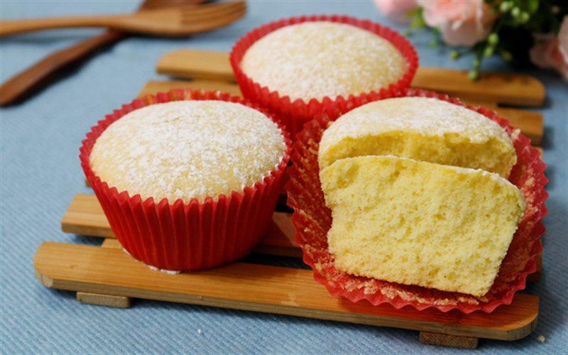 Cách Làm Bánh Cupcake Nướng Đơn Giản Mà Lại Ngon