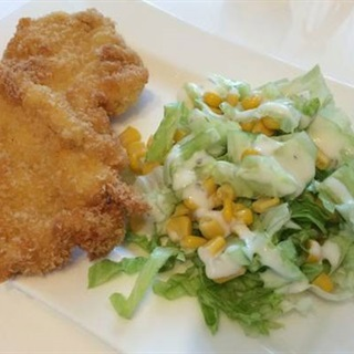 Cách làm lườn gà ướp muối chanh chiên xù