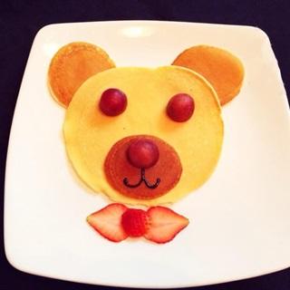 Bánh pancake hấp dẫn