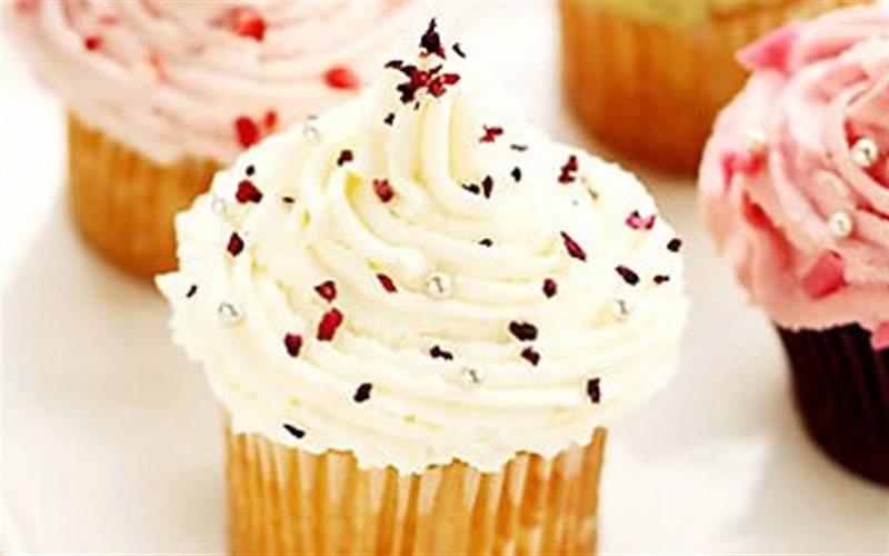 Cách Làm Bánh Kem Cupcake Hình Nón Xinh Xắn, Cute