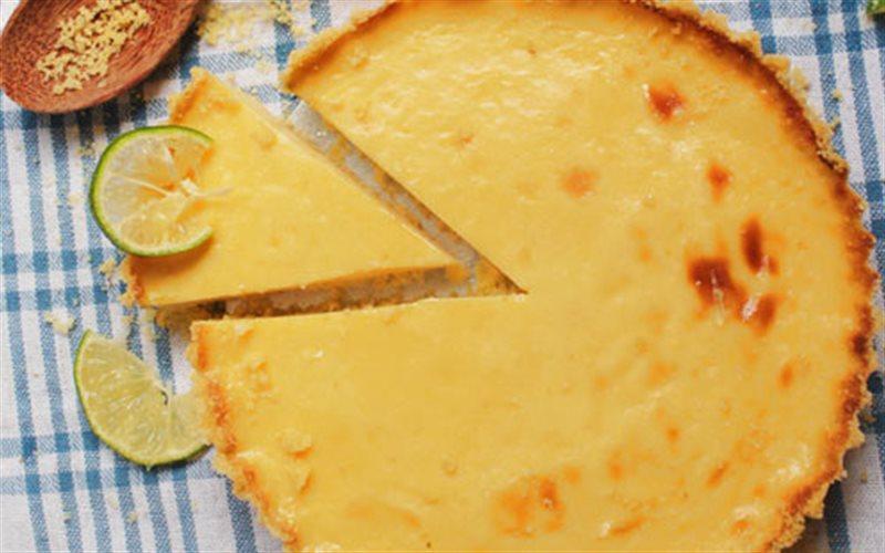 Cách làm Bánh Tart Chanh Xốp Mềm đơn giản, cho bé ăn vặt