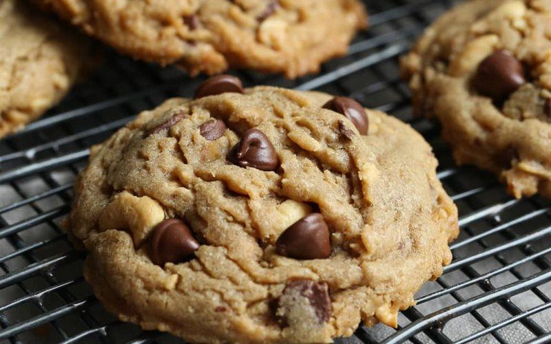 Cách Làm Bánh Cookie Hạt Điều Chocolate Mềm Ngon