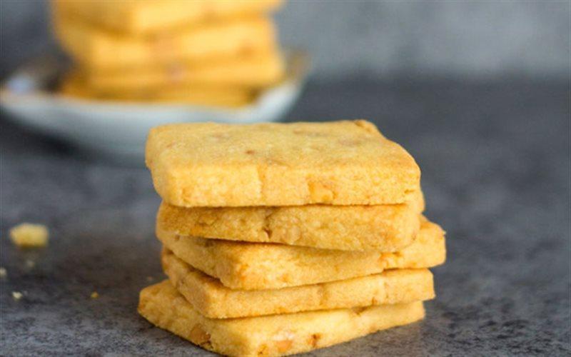 Cách Làm Bánh Quy Đậu Phộng Giòn Tan Cực Hấp Dẫn