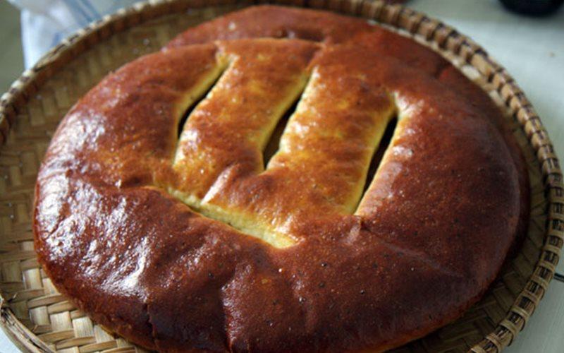 Cách làm bánh mì Pompe à l'huile kiểu Pháp