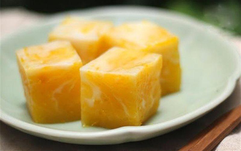 Cách Làm Bánh Bí Đỏ Sữa Dừa Bùi Béo, Thơm Ngon