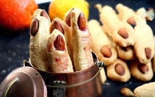 Bánh quy hình ngón tay