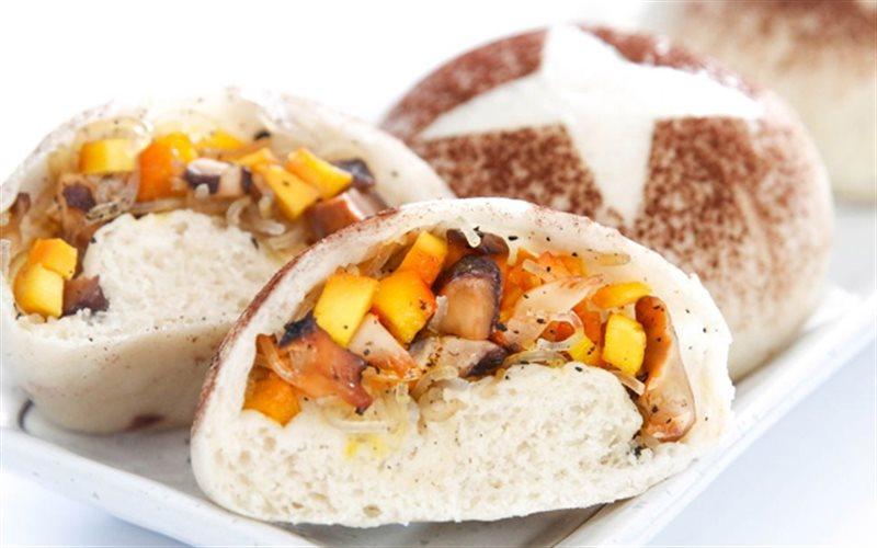 Cách Làm Bánh Bao Chay Nhân Mặn, Cho Bữa Ăn Sáng