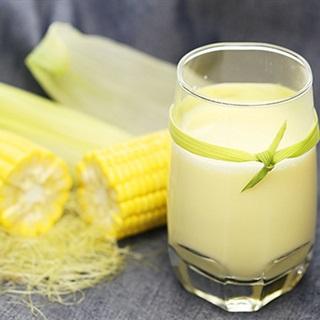 Tự làm sữa bắp mỹ tại nhà