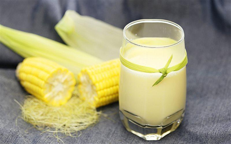 Cách làm sữa bắp mỹ tại nhà