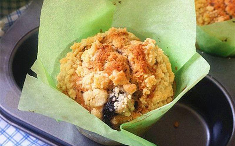 Cách Làm Bánh Muffin Việt Quất Ngon, Ngọt Béo