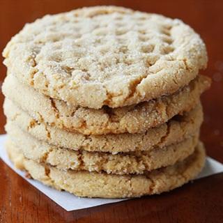 Cách làm bánh quy bơ đậu phộng