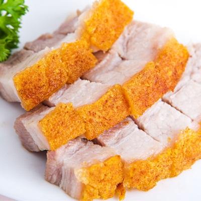 Những món ngon với thịt heo quay