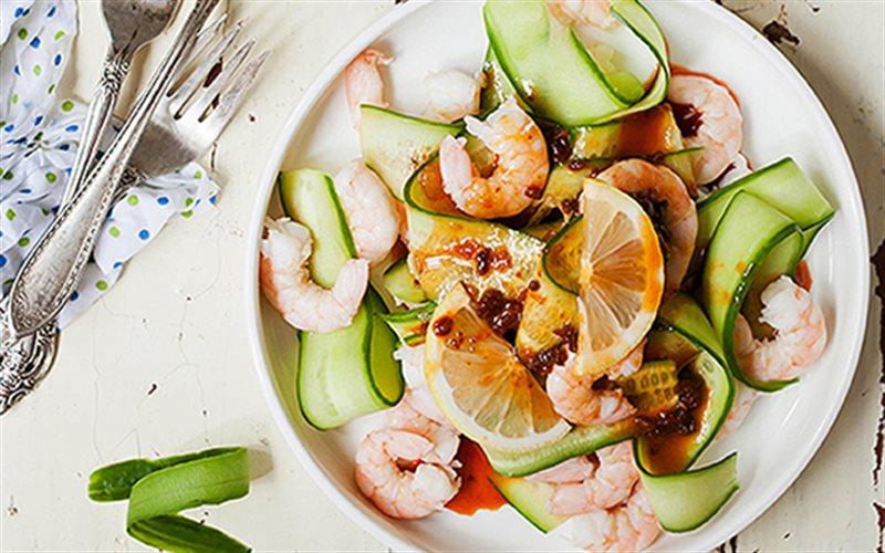 Cách Làm Salad Tôm Chanh Đơn Giản Ngon Miệng Ở Nhà