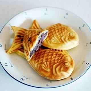 Bánh cá nướng Taiyaki