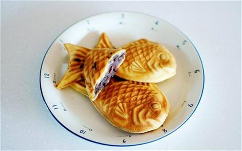 Cách Làm Bánh Cá Nướng Taiyaki Kiểu Nhật Đơn Giản