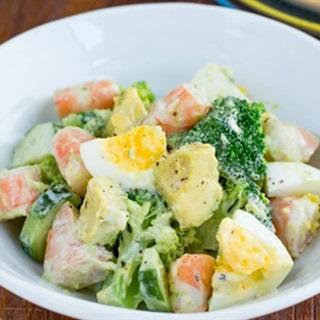 Cách Làm Salad Tôm Trứng Đơn Giản Ngon Miệng Ở Nhà