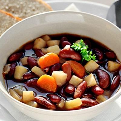 Những món ngon cùng với đậu đỏ