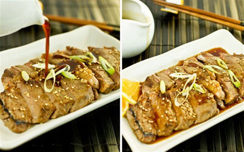 Cách Làm Thịt Bò Sốt Kiểu Nhật, Ngon Miệng Cực Kỳ
