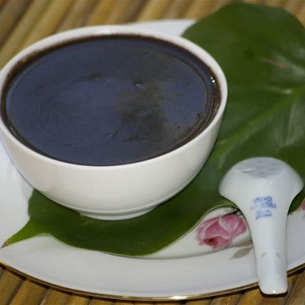 Mè đen - nguyên liệu tạo nên những món ăn vừa thơm vừa bổ dưỡng