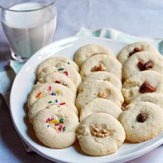 Cách Làm Bánh Cookie Bơ Giòn Tan | Thơm Béo Cực Kỳ
