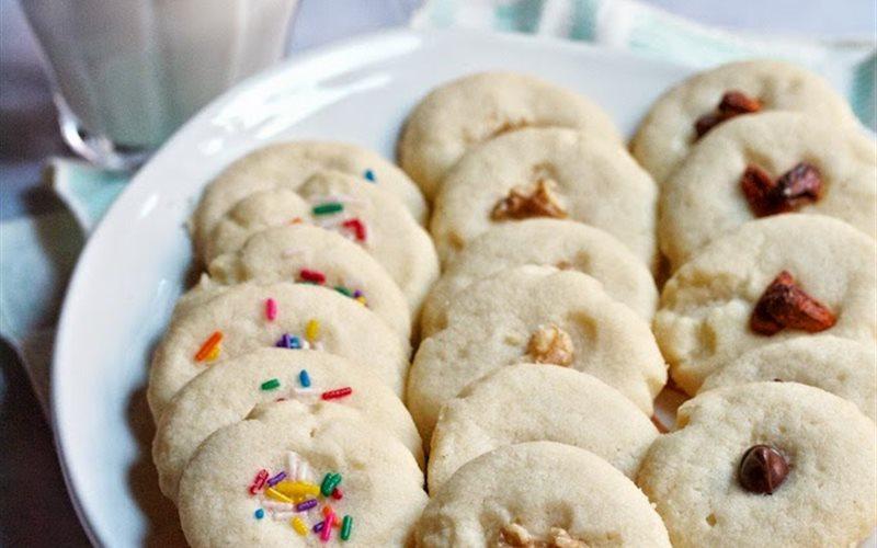 Cách Làm Bánh Cookie Bơ Mềm Ngon, Bảo Quản Lâu