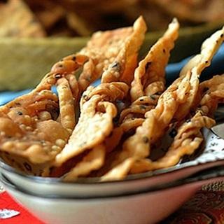 Cách Làm Bánh Tẩm Mè Chiên Giòn Béo Ngon Khó Cưỡng