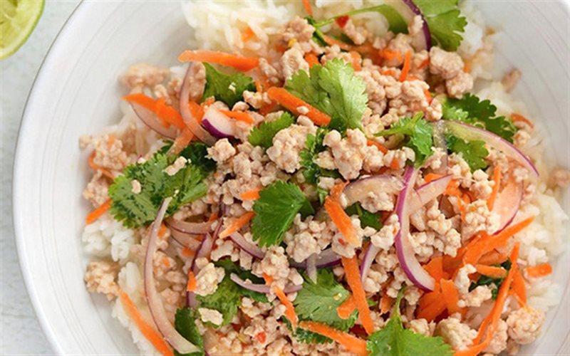 Cách Làm Salad Thịt Bằm Đơn Giản Cực Ngon Cơm