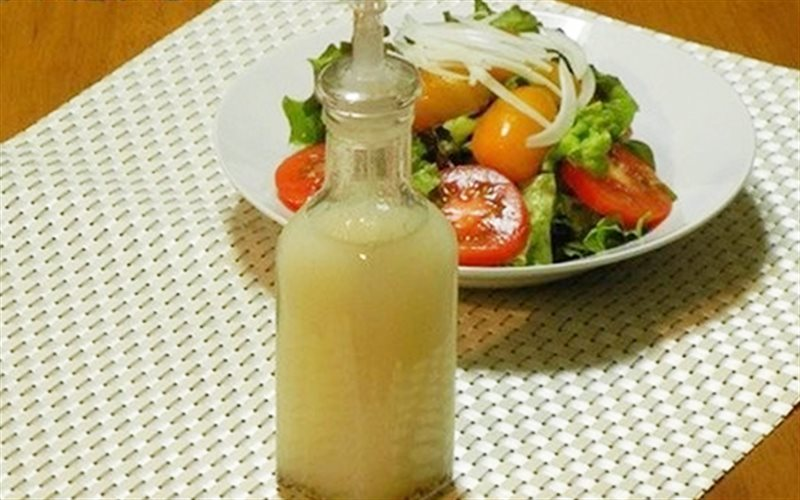 Cách Làm Sốt Kiểu Pháp Chuẩn Vị Để Ăn Kèm Salad