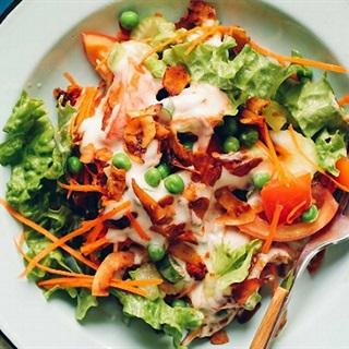 Salad 7 lớp