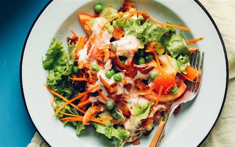 Cách Làm Salad 7 Lớp Đẹp Mắt, Đơn Giản Thơm Ngon