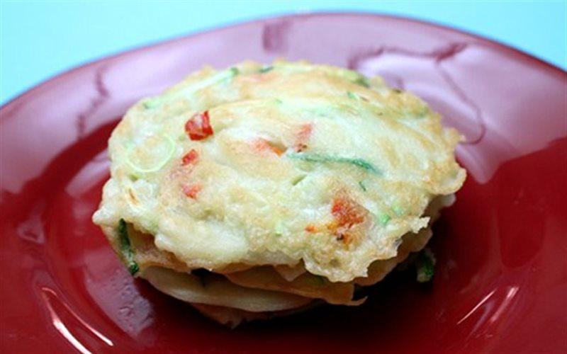 Cách Làm Bánh Pancake Thanh Cua Thơm Ngon Lạ Miệng