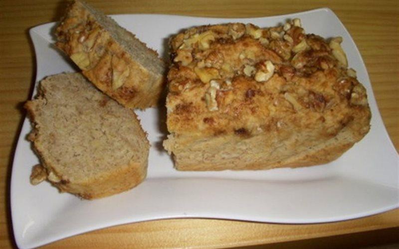 Cách Làm Bánh Chuối Hạnh Nhân Mềm Xốp, Thơm Ngon