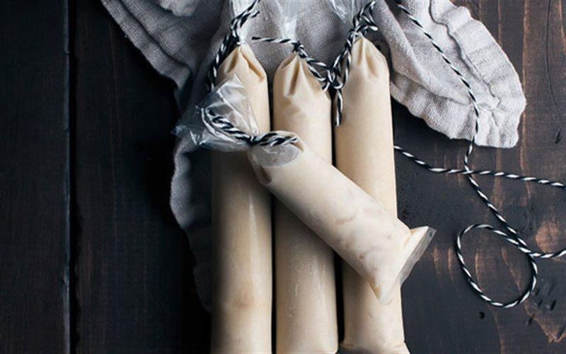 Cách Làm Kem Vải Sữa Dừa Đông Lạnh, Cực Hấp Dẫn