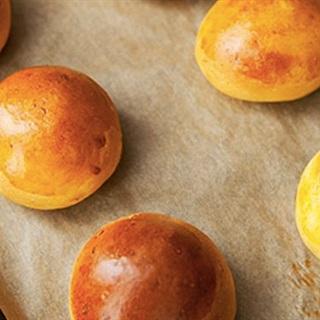 Cách Làm Bánh Khoai Lang Nướng Vàng Ruộm Thơm Ngon