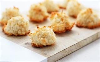 Bánh dừa nướng giòn rụm