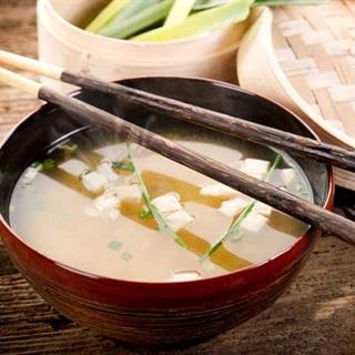 Cách làm Canh Miso nấu đậu hũ