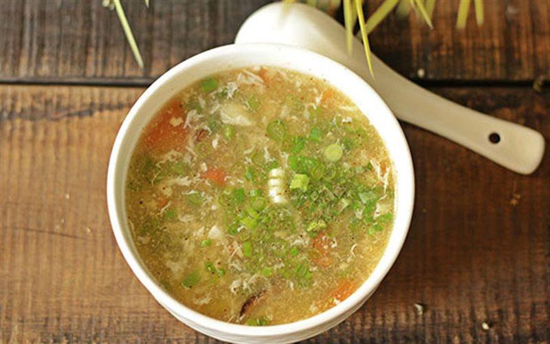 Cách Làm Soup Gà Ngũ Sắc Thơm Ngon Và Dinh Dưỡng