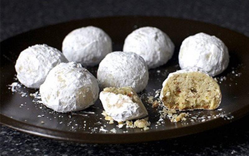 Cách làm Bánh Hạt Dẻ với bột quế giòn thơm, ngon khó cưỡng