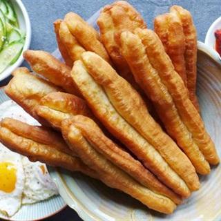 Cách làm Bánh quẩy tiện lợi