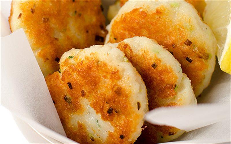 Cách làm Bánh Cá Chiên bùi béo, thơm ngon khó cưỡng