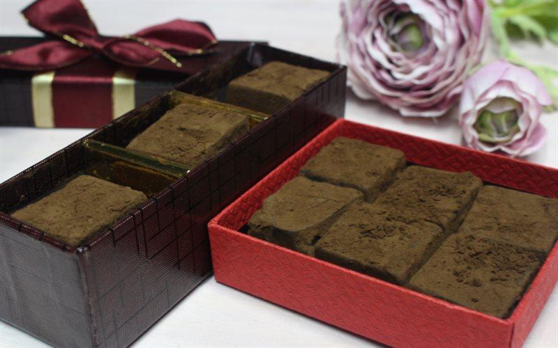 Cách làm Nama Chocolate cực đơn giản cho ngày Valentine
