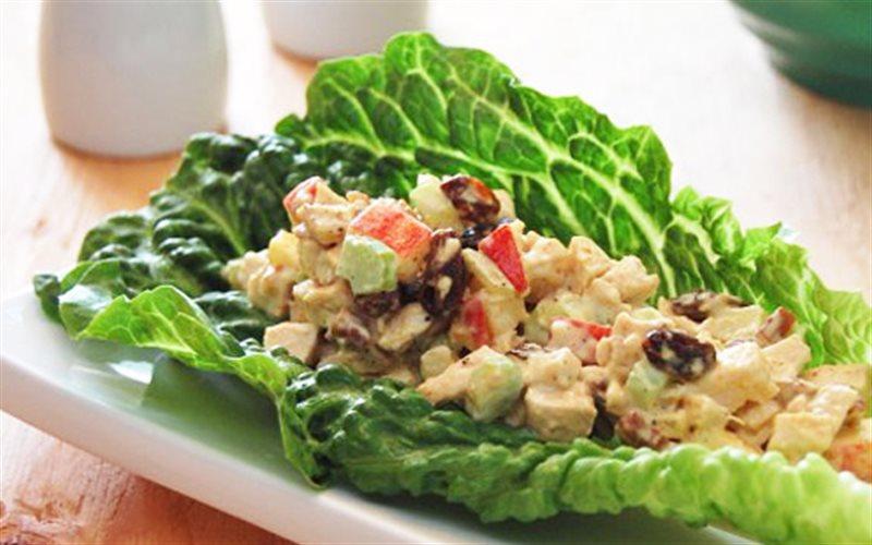 Cách Làm Salad Gà Ăn Kiêng, Không Tốn Thời Gian