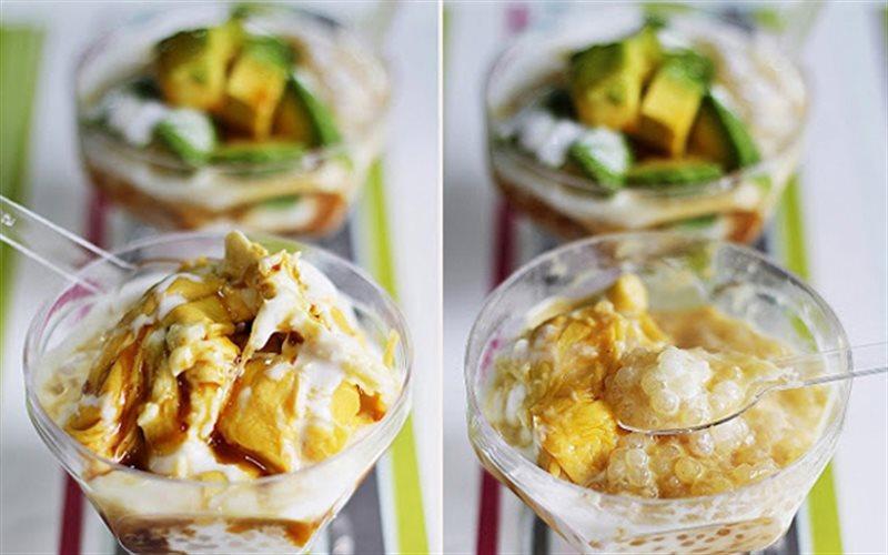 Cách Nấu Chè Pudding Bột Báng, Thơm Ngon Cực Kỳ
