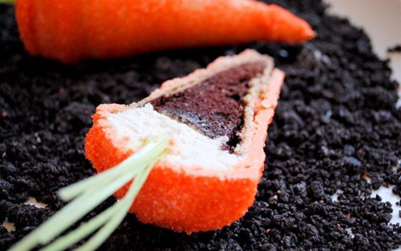 Cách Làm Cupcake Hình Cà Rốt Xinh Xắn, Ăn Cực Ngon