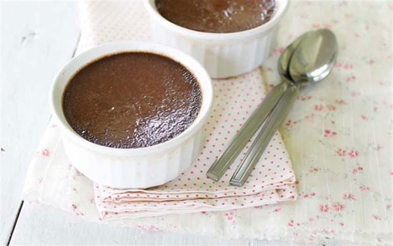 Cách làm Kem Trứng Chocolate đơn giản mà khiến bạn bất ngờ