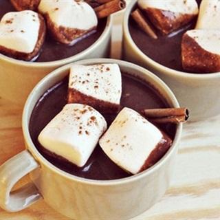 Cách Làm Sữa Chocolate Vị Quế Nóng Hổi, Ấm Bụng