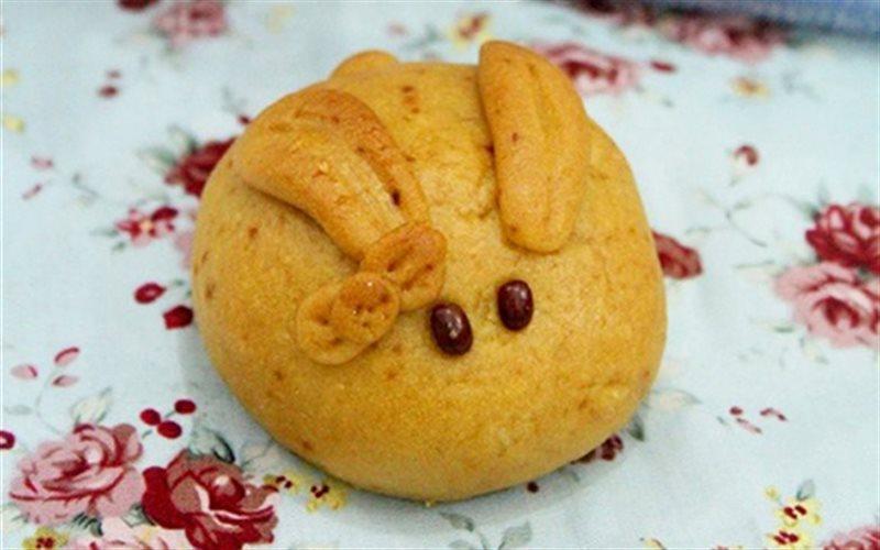 Cách Làm Bánh Trung Thu Hình Thỏ Con, Cho Bé Yêu